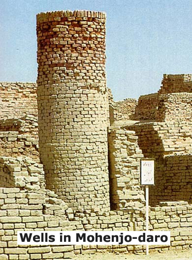 wells indus valley