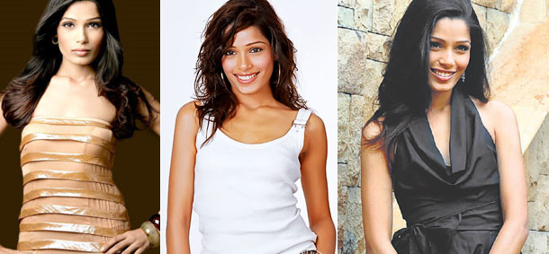 Could Freida Pinto be next Bond girl?