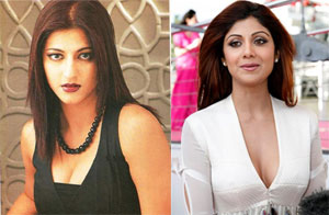 shilpa shetty shruti hasan
