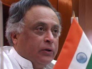 Jairam Ramesh global warming