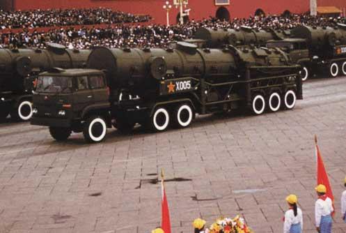 china warheads