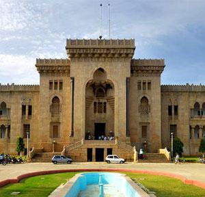 Osmania university Hyderabad