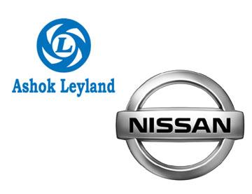 nissan ashok leyland
